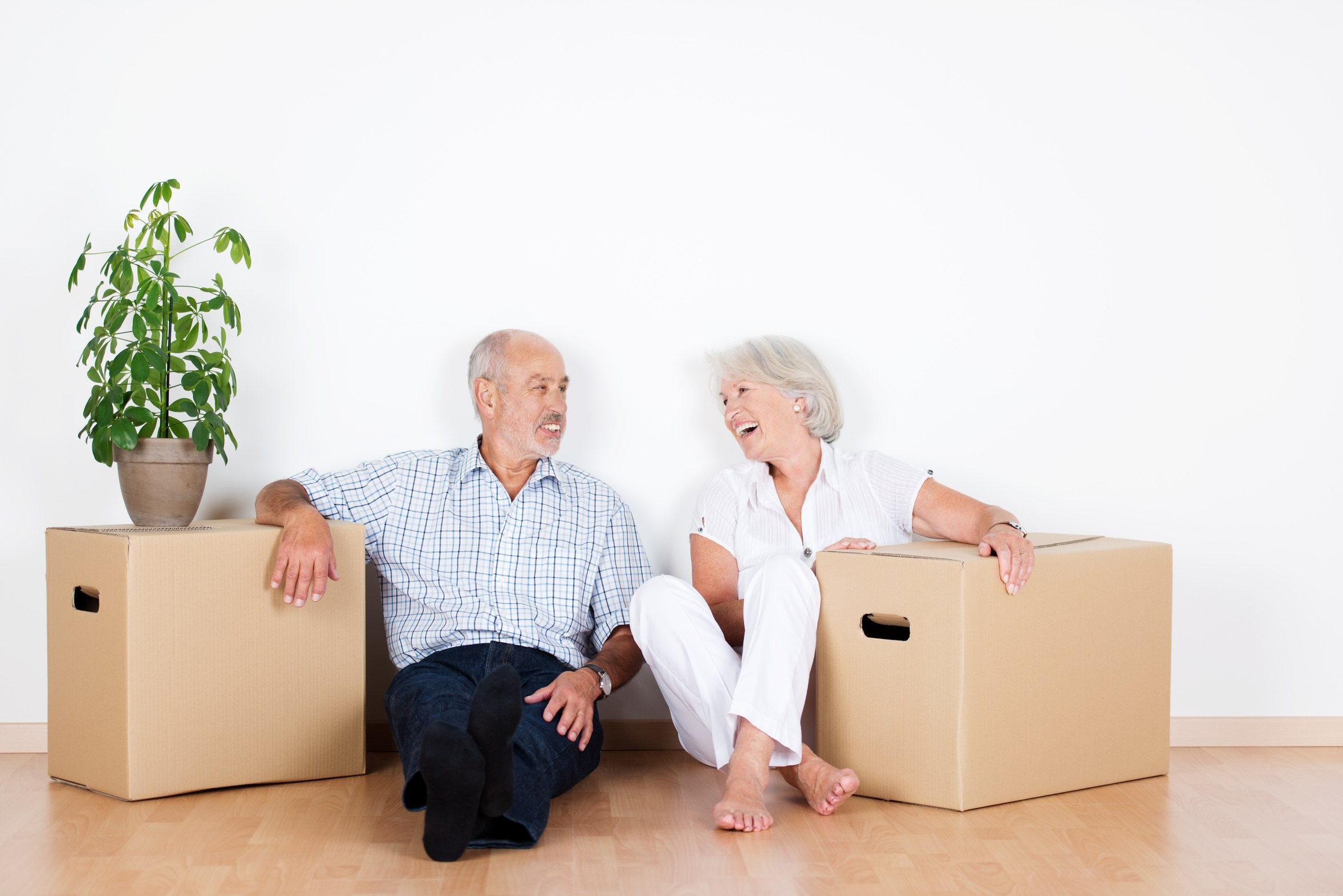 comment déménager quand on est senior