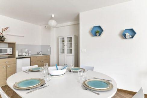 Les Girandieres - Appartement Valenciennes - Cuisine