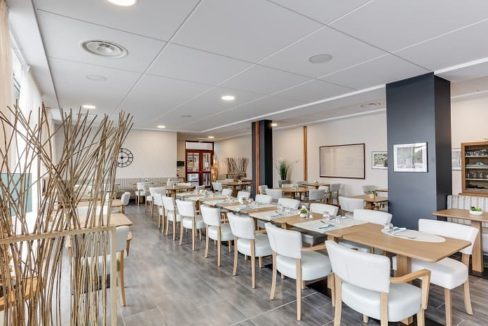 Les Girandieres Dinan - Restaurant