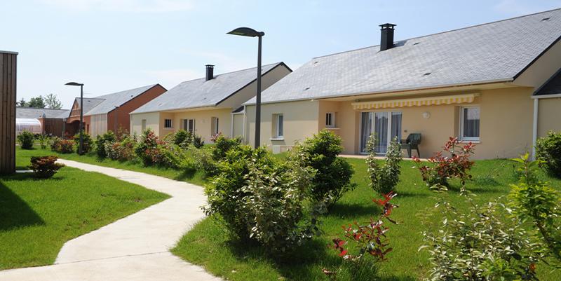 Senioriales Equemauville logement
