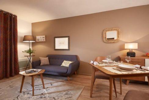 appartement-2 - les girandières - Isle Abeau