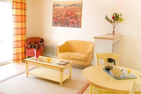 appartement- domitys - clos saint martin