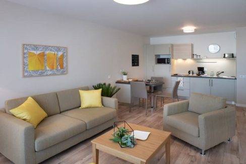 appartement - domitys - moulins bruyeres