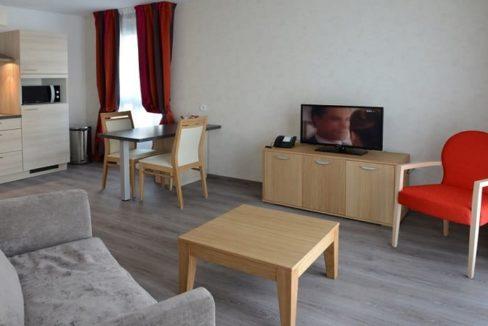 appartement- domitys - parc saint cloud