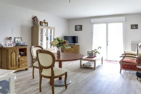 appartement- les girandières - Bruz