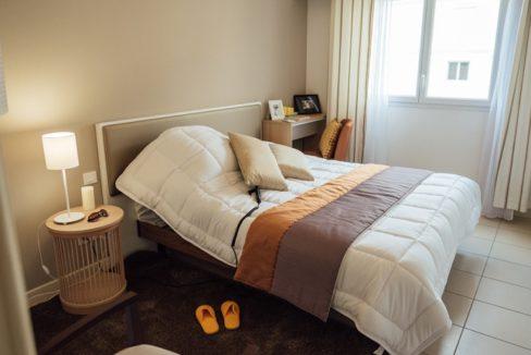chambre-residence- Les domaines de l'etier-cogedim