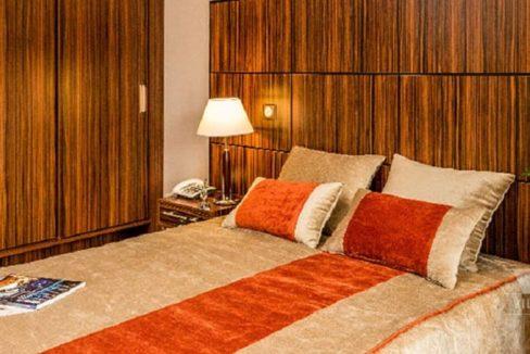 chambre - villa sully - Seynod