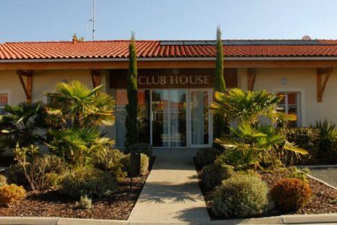 club house- les senioriales - Biscarosse