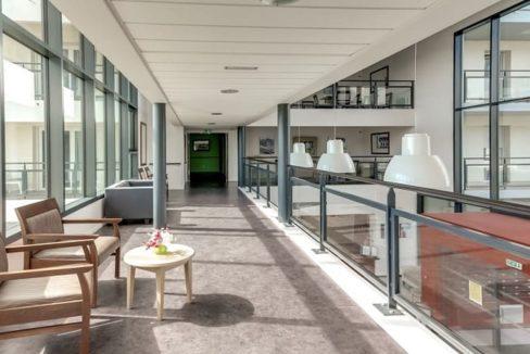 couloir - les girandières - St Berthevin