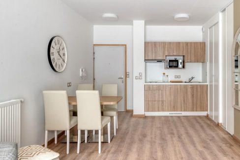cuisine-residence Le clos de la reine blanche-ovelia