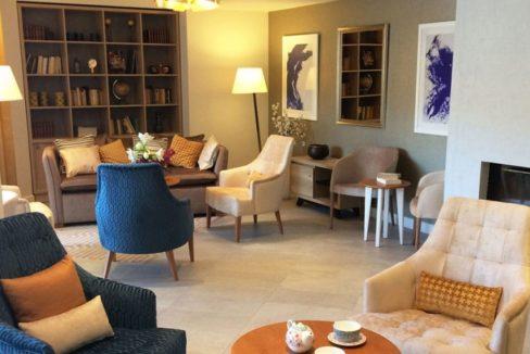 espace commun-residence- Les domaines de l'etier-cogedim club