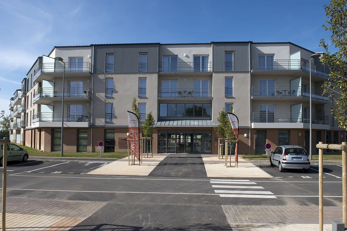 exterieur-residence-seniors-tourlaville-domitys