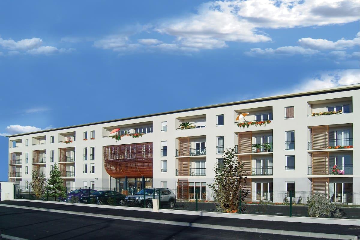 facade-exterieur-residence-senior-montlucon-domitys