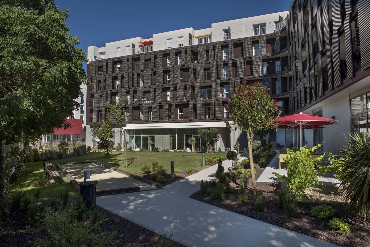 facade-residence-senior-montpellier-domitys