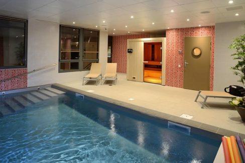 piscine - domitys - coteau d'argent