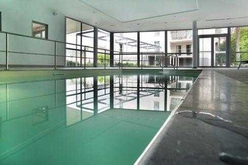 piscine - domitys - parc belmont