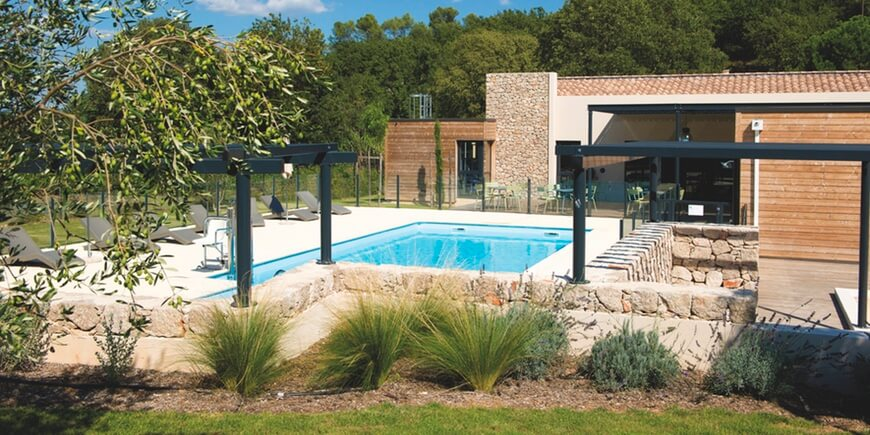résidence senior la celle piscine