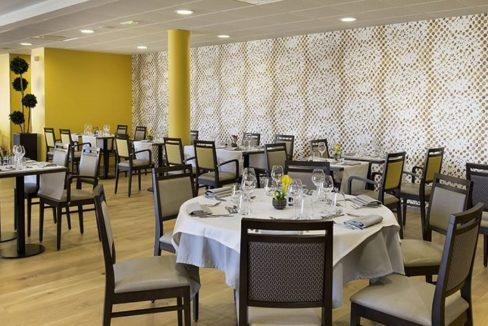restaurant- Domitys - Clef des champs