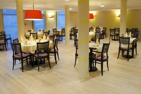 restaurant - domitys - Parc balsan