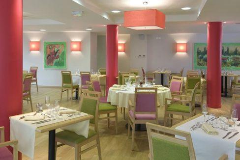 restaurant - domitys - Vallon des Bois