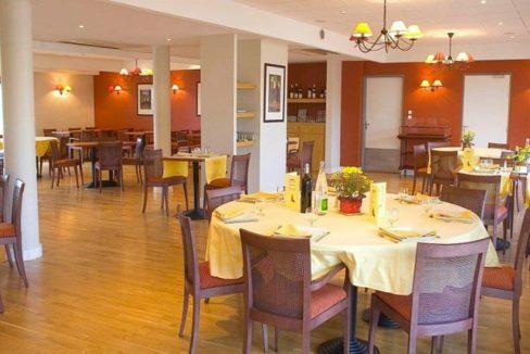 restaurant- domitys - clos saint martin