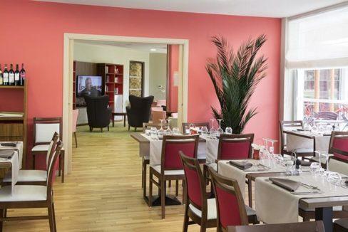 restaurant - domitys - palmier du roi