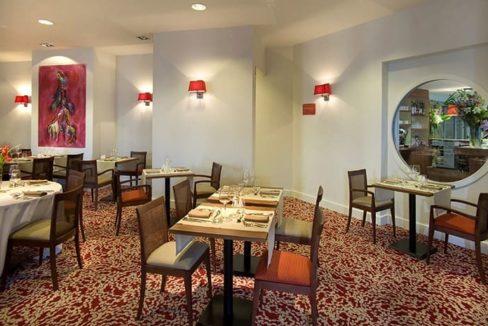 restaurant- domitys - parc belmont