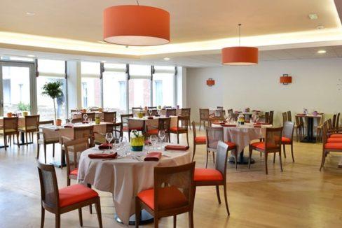 restaurant - domitys - parc saint cloud