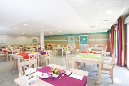 restaurant - jardin arcadie - pleneuf