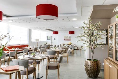 restaurant - les girandières - Isle Abeau
