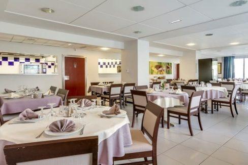 restaurant - les girandières - St Berthevin