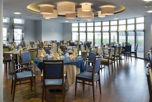 restaurant - residence-senior-St-Gilles