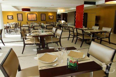 restaurant - villa sully - Seynod