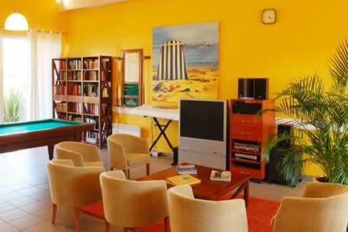 salle commune- les senioriales - Biscarosse