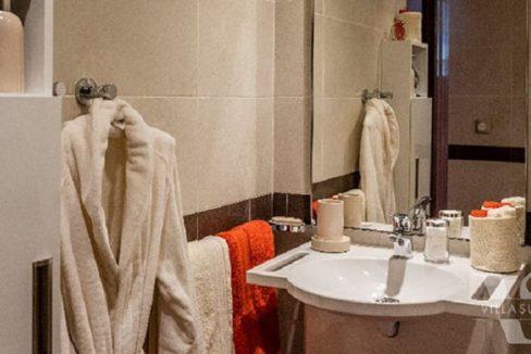 salle de bain - villa sully - Seynod