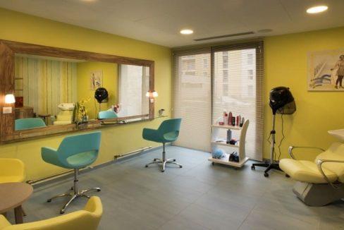salon coiffure- domitys - La fontaine du roy