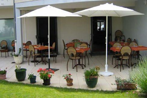 terrasse -domitys - clos du cèdre