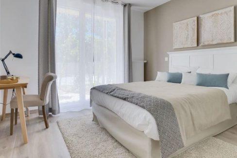 Chambre-residence senior- Jardins de chevreuse-OVELIA