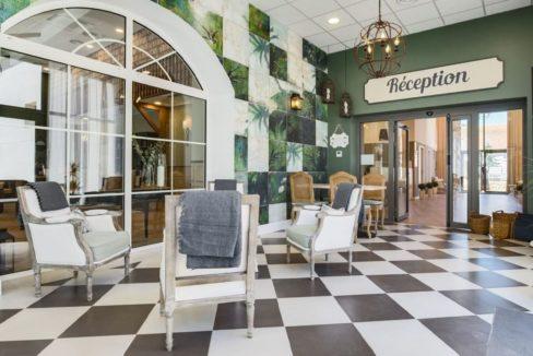 Reception-residence senior- Jardins de chevreuse-OVELIA