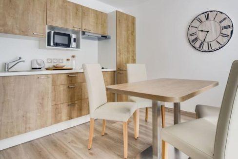 cuisine-residence senior- Jardins de chevreuse-OVELIA