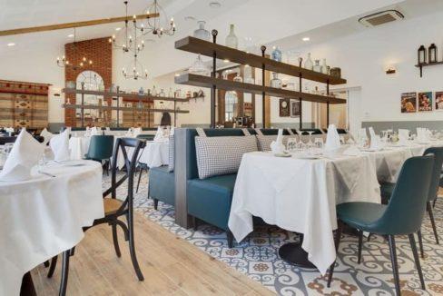 restaurant-residence senior- Jardins de chevreuse-OVELIA