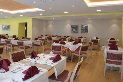 restaurant- Domitys - L'organdi