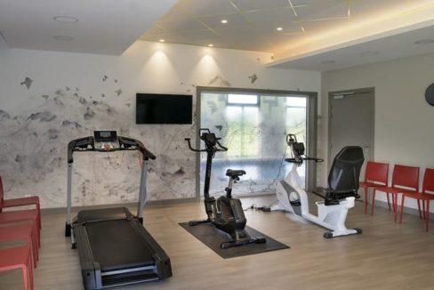 salle de sport - Domitys - L'organdi (2)
