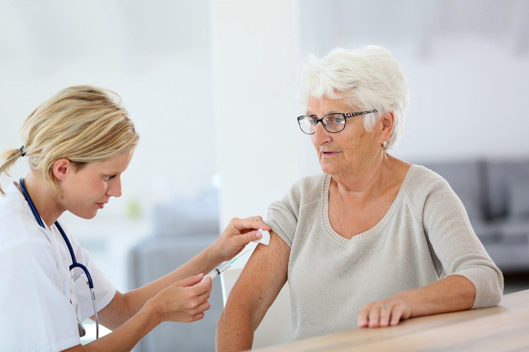 Seniors et Grippe