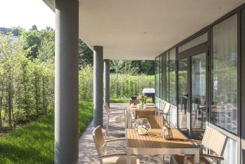Terasse - residence senior - Le Jardin des Orchidées- cogedim (1)