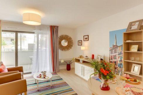 appartement - les girandières - Bayonne 2