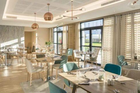 restaurant -residence - Le domaine de l'Etier - Cogedim Club