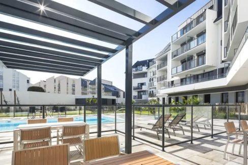 terasse - residence - Le domaine de l'Etier - Cogedim Club (1)