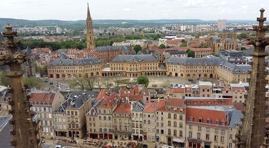 Résidence Seniors Metz