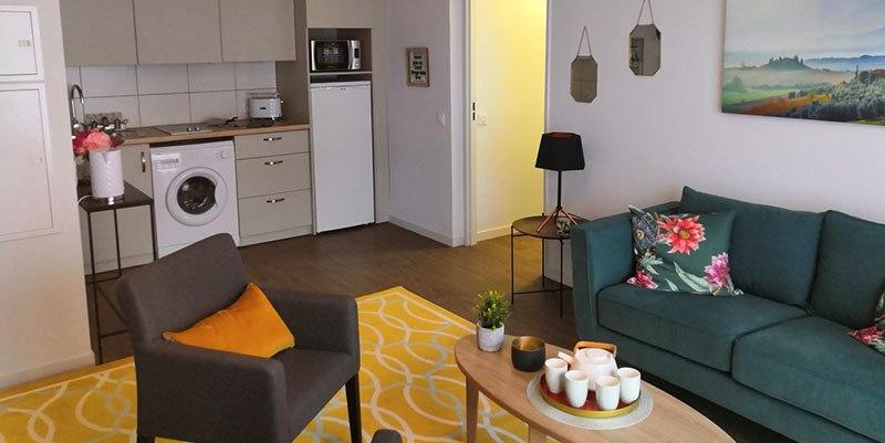 Les Girandieres - Appartement Wintzenheim